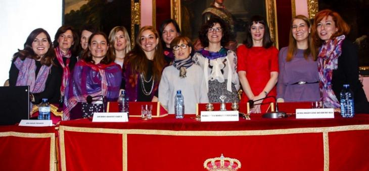 La AMJE reivindica igualdad entre sexos con audios