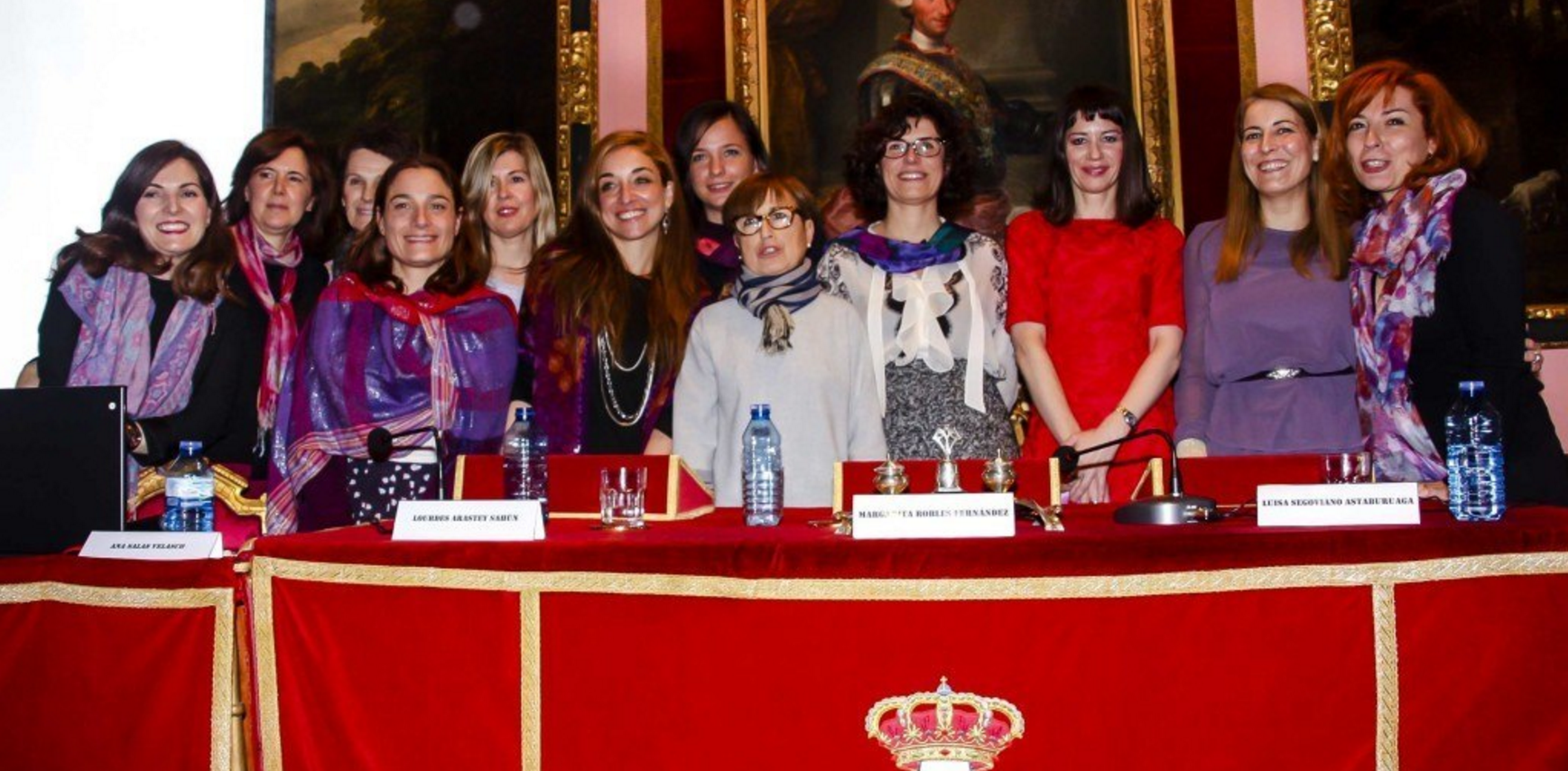 La Asociación de Mujeres Juezas de España