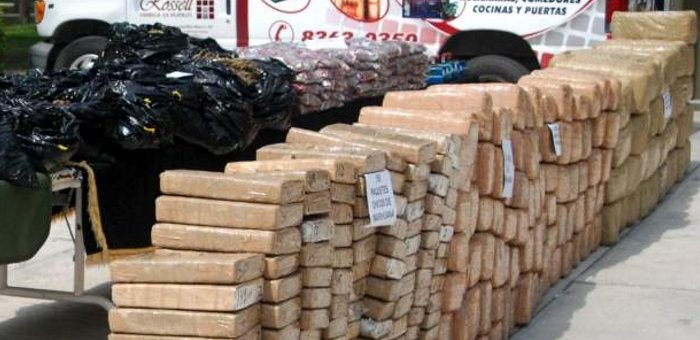 Sentencia, delito contra el tráfico de estupefacientes heroina
