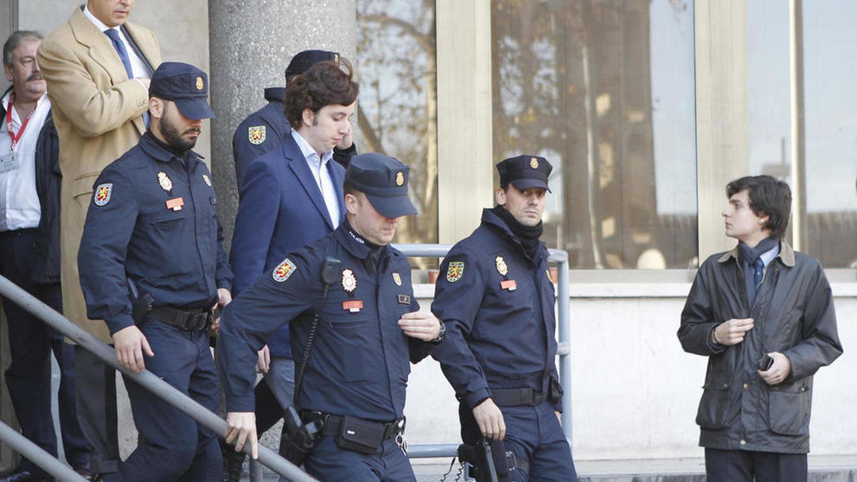 tribunales francisco nicolas pequeño nicolas cni investigacion policial espana