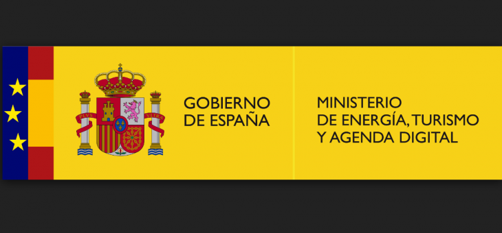 El Ministerio de Energía, Turismo y Agenda Digital usa Burovoz