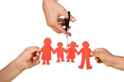 separacion divorcio custodia