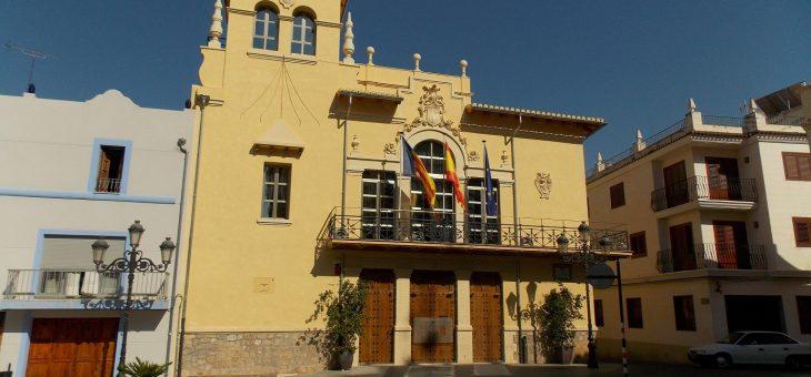Grabaciones en Ayuntamiento de Riba-Roja