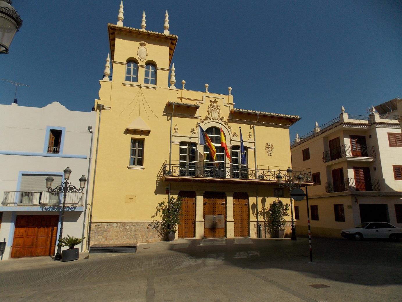Ayuntamiento de Riba-Roja