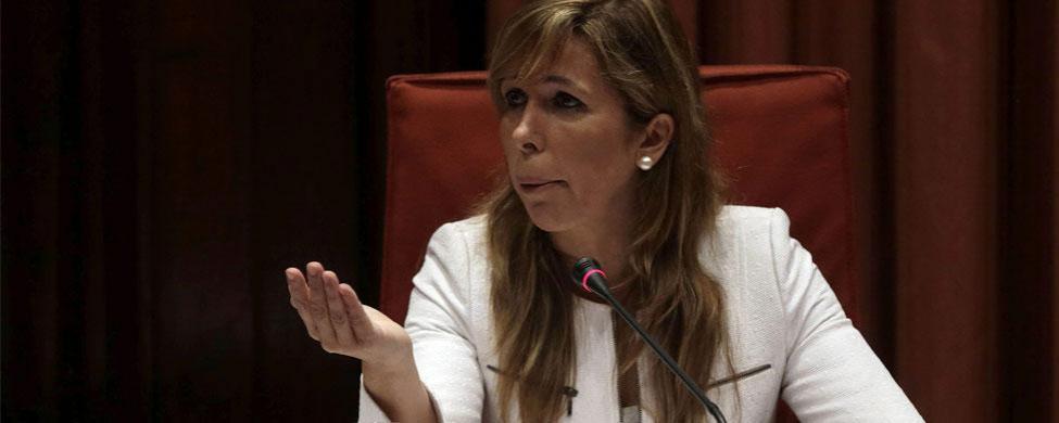 Alicia Sánchez-Camacho