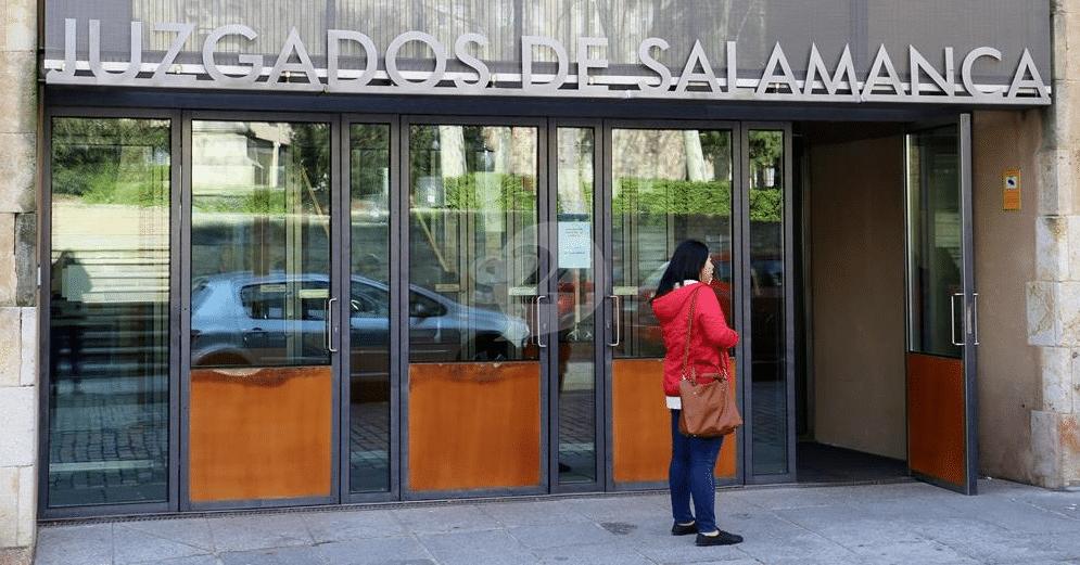 juzgados de Salamanca