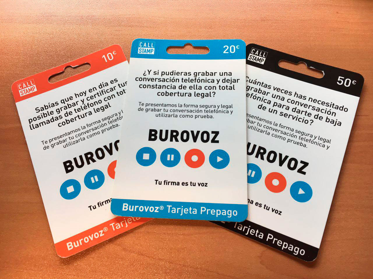 Tarjeta Burovoz