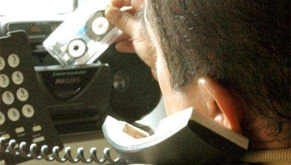 Sentencia, delito contra la interceptación de comunicaciones