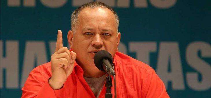 Diosdado Cabello, grabación incriminatoria