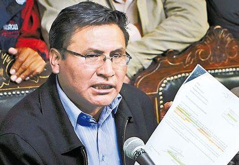 Bolivia, Audios en el caso EPSAS