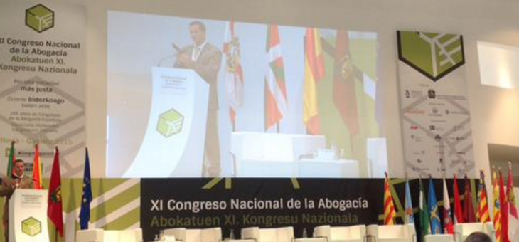 XI CONGRESO NACIONAL DE LA ABOGACÍA ESPAÑOLA, 2015