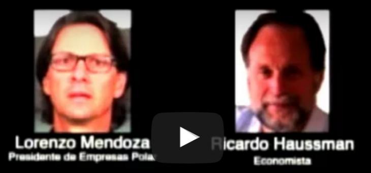 Un empresario y un economista Venezolano conspiran contra el país junto con el FMI